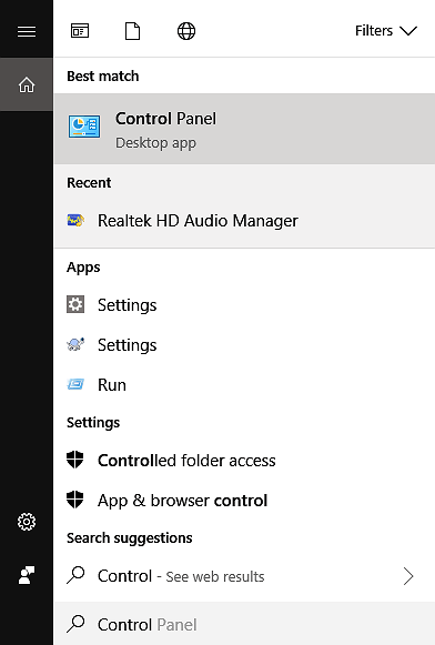 Open Control Panel to set schedule backup for only changed files.