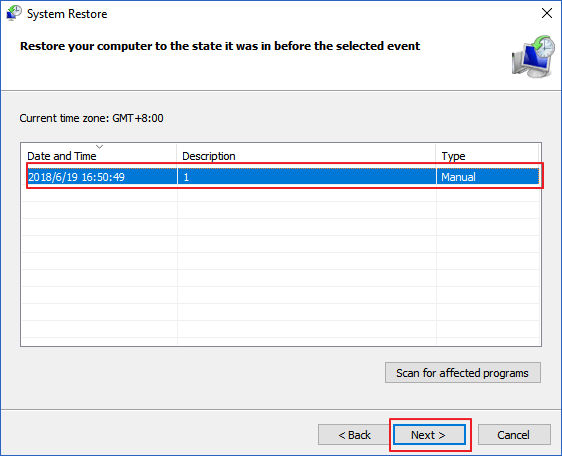 Finally Solved: Will System Restore Delete My Files - EaseUS