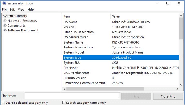 Upgrade Windows 10 from 32 Bit to 64 Bit Without Losing Data