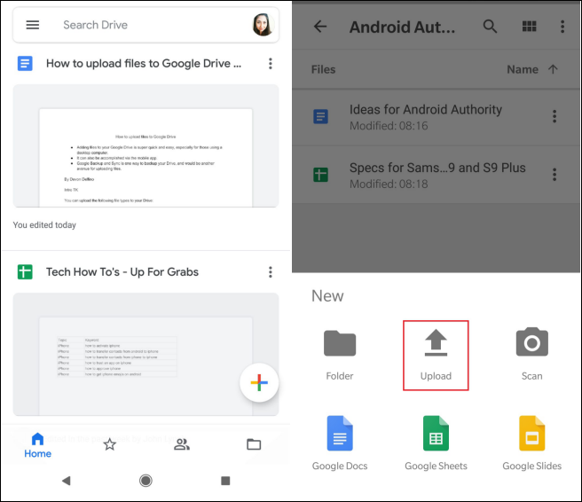 How To Backup Sd Card To Google Drive Easeus