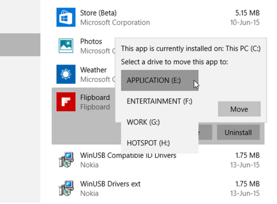 can i move windows 10 to another hard drive