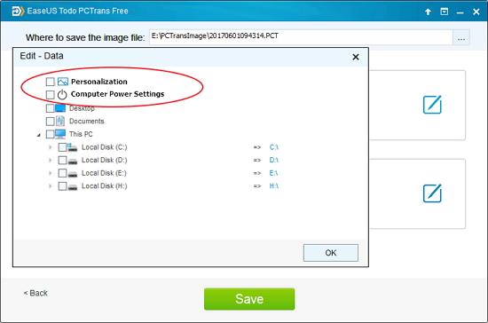 Transf rer migrer les donn es et applications de windows - Transferer office 2010 sur un autre pc ...