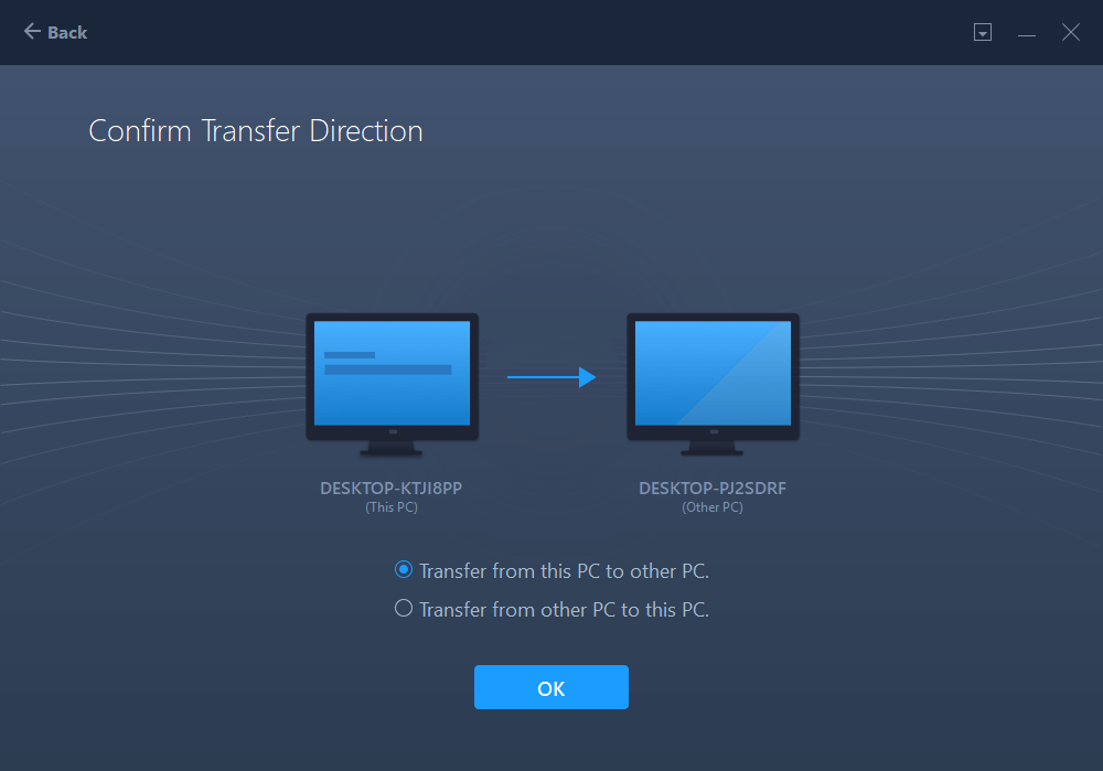 Windows Easy Transfer 7 to 10 – EaseUS