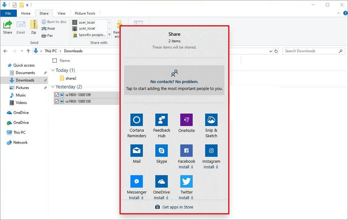 Solved: File Sharing Between Windows 7 and Windows 10 - EaseUS