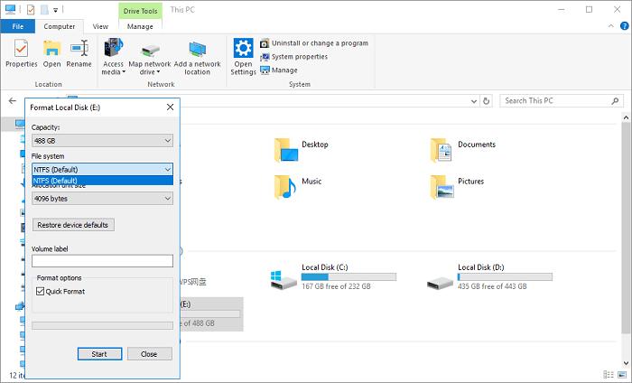 مستكشف ملفات Windows
