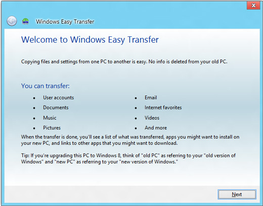 Transfer From Windows 8 To Windows 10 Easeus