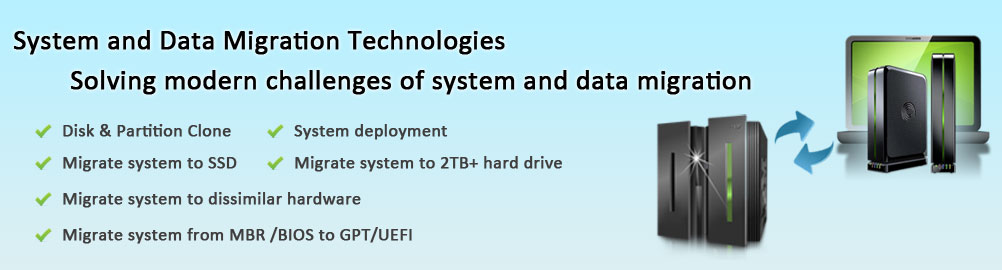 System and Data Migration Technologies