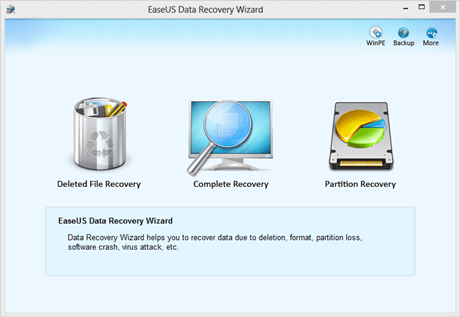 EaseUS Data Recovery Wizard Professional – 数据恢复软件丨反斗限免