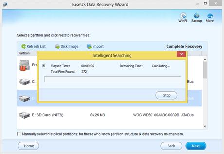 رنامج استعادة جميع ملفاتك المحذوفه EaseUS Data Recovery Wizard Professional 8.6 data-recovery-step3.