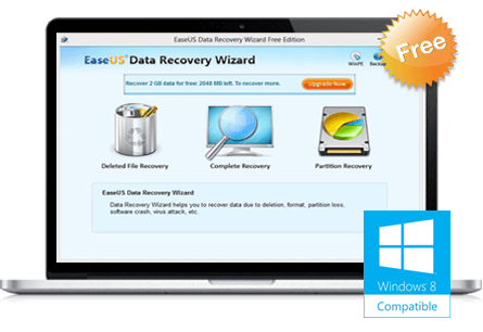Free data recovery software - EaseUS Data Recovery Wizard