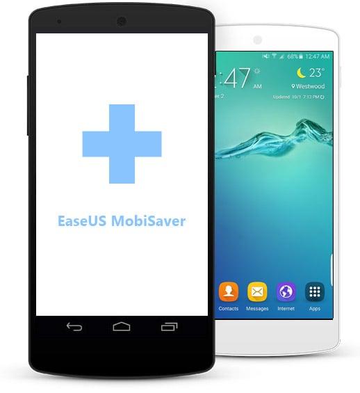 EaseUS MobiSaver for Android Free 5.0 — первая бесплатная программа для восстановления данных на смартфонах с Android.